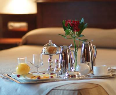 Zimmerservice Hotel Continental